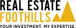 Real Estate Foothills Logo